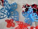 4 Метеликотерапія | Витинанки метелики