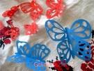 6 Метеликотерапія | Витинанки метелики