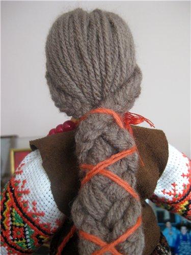 5 Нові ляльки-мотанки - Мирослава і Веселинка