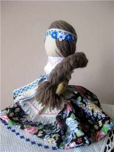 8 Нові ляльки-мотанки - Мирослава і Веселинка