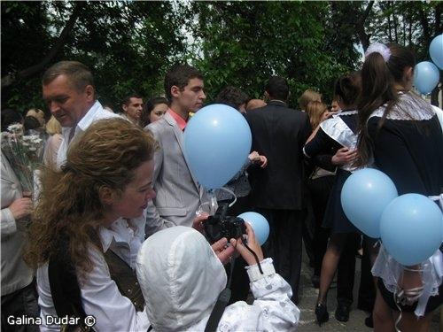 Останній двзінок 11-б клас, 19 школа, Тернопіль