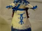 великодня лялька-мотанка