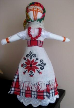 Мотанки куклы своими руками