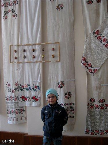 Українська писанка. Виставка в Тернополі