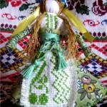 © Весняна лялька
