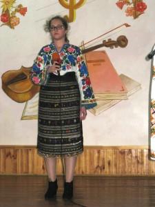 Олеся Гусяниця