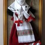 Грецька лялька Мама Поста - Кіра Саракості
