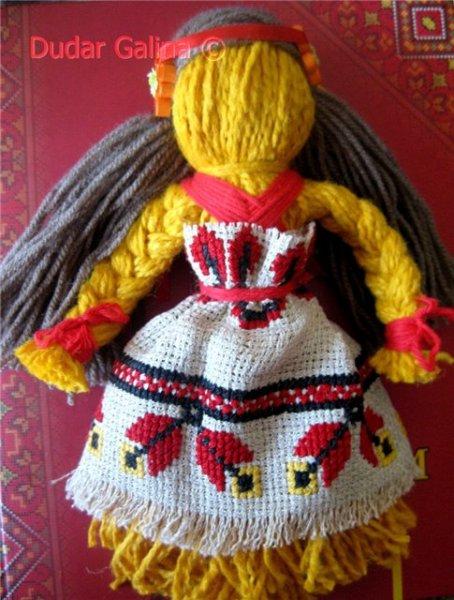 Милорада - лялька-мотанка