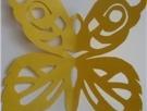 10 Метеликотерапія | Витинанки метелики