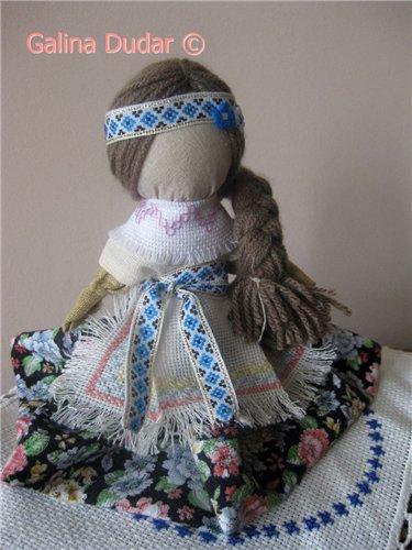 7 Нові ляльки-мотанки - Мирослава і Веселинка