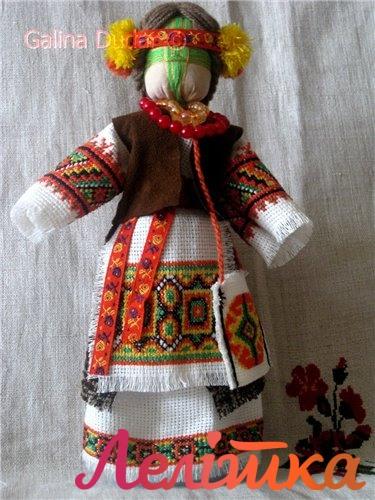 2 Нові ляльки-мотанки - Мирослава і Веселинка