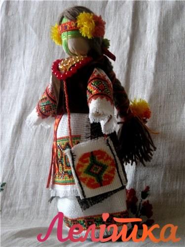 3 Нові ляльки-мотанки - Мирослава і Веселинка