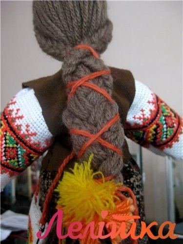 4 Нові ляльки-мотанки - Мирослава і Веселинка