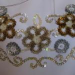Лелітки, бісер, стеклярус в українській вишивці