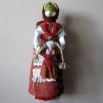Лялька-мотанка Ведунка