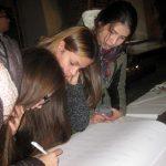 Уроки нашої подорожі. Урок пам'яті в Музеї голодомору у Меджибожі