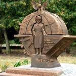 Відкриття пам'ятника юному герою визвольних змагань